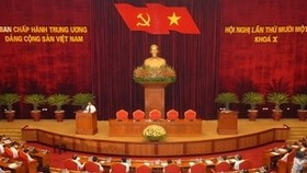 Party Central Committee's 11th meeting wraps up