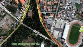 Streets near HCM City airport to be widened