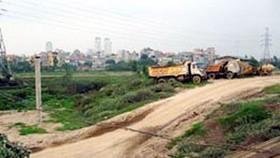 Rumors rouse Hanoi real estate market