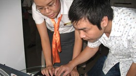Vietnamobile launches mobile Internet services