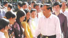 Party leader tells Dak Nong Province to grow cash crops