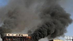 Five dead as Taliban militants strike across Kabul