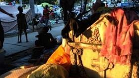 Mass relocation for Haiti homeless