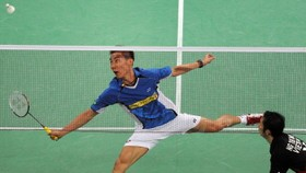 Badminton: Tien Minh loses to world top Lee Chong Wei