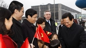 Vietnam PM talks labor, migration in Geneva
