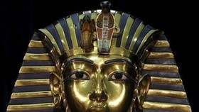 King Tut likely had club foot, killed by malaria: study