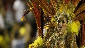 Tijuca crowned Rio Carnival parade champs