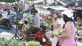 Post-Tet consumer prices remain high