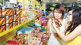 Consumer spending slows down in HCMC