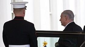 Netanyahu, Obama meet in night of White House diplomacy