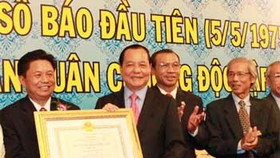 SGGP celebrates 35th anniversary, receives Independence Order