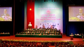 Ethnic communities proclaim solidarity at first congress