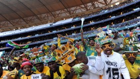 South Africa's new stadiums face uncertain future after World Cup