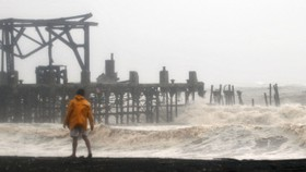 Season's first tropical storm claims 15 in Central America