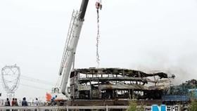 Tai nạn thảm khốc tại Trung Quốc, hàng chục người chết và bị thương