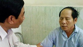 Patients turn blind after eye surgery