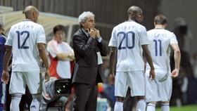 Domenech unworried by lack of goals