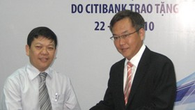 ACB wins Citibank award for int'l payment performance