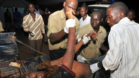Somalia's Shebab militants claim deadly Uganda attacks