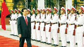 Emulation congress for national security hosted in Hanoi