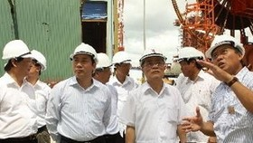Gov't resolve to recover shipbuilder Vinashin
