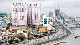 East-West Highway facilitates city's development