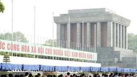 Ho Chi Minh Mausoleum attracts over 36,000 visitors on National Day
