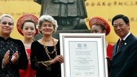 Thang Long-Hanoi's millennium celebration opens