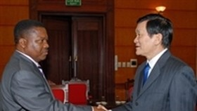 Angola to create good conditions for Vietnamese investors