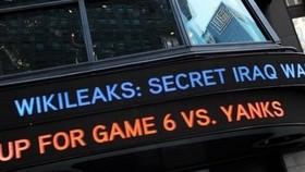 WikiLeaks defends release of Iraq war documents