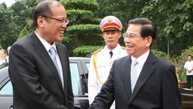 Vietnam, Philippines seek ways to boost ties