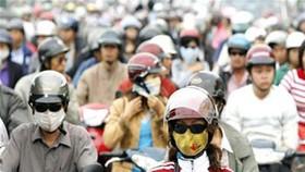 Air pollution high in HCMC
