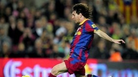 Messi the difference as Barcelona see off Villarreal