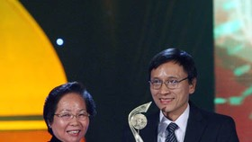 Vietnamese Talent Awards honors outstanding scientists