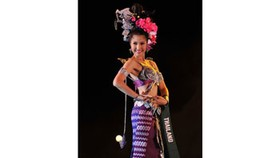 "Thailand, Guatemala contestants win ""Miss Photogenic"" and ""Miss Friendly"""