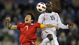 Koo at the double as South Korea edge Bahrain