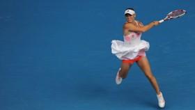 Tennis: Wozniacki beats gallant Schiavone