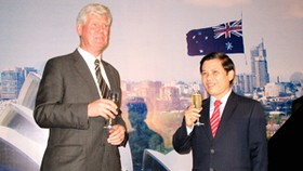 Aussie representative: It was busy year to cement bilateral relations