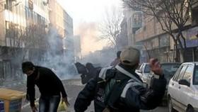 Egypt echoes across region: Iran, Bahrain, Yemen