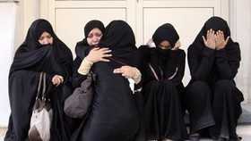 Bahrain mourners call for toppling of monarchy