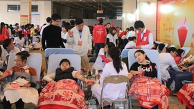 Blood donation festival expects to collect 5,000 units