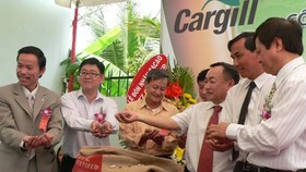 Cargill receives first UTZ Certification for cocoa beans in Vietnam
