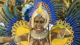 Rio's famed parades crown Carnival partying