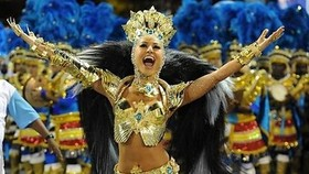 Rio's Carnival parades cap days of partying