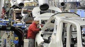 Japan core machinery orders up 4.2% in January