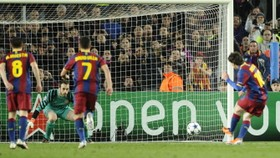 Football: Messi the key to Barca success