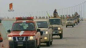 Gulf troops enter Bahrain as protests escalate