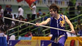Vietnam Wushu team: SEA Games – The only goal