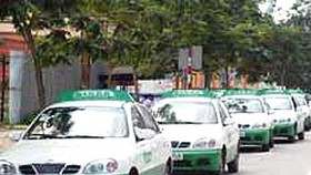 Taxi firms to raise fares because of petrol price increase