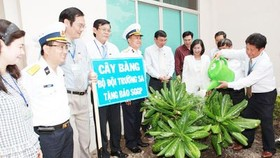SGGP Newspaper to promote  news of Truong Sa Archipelago